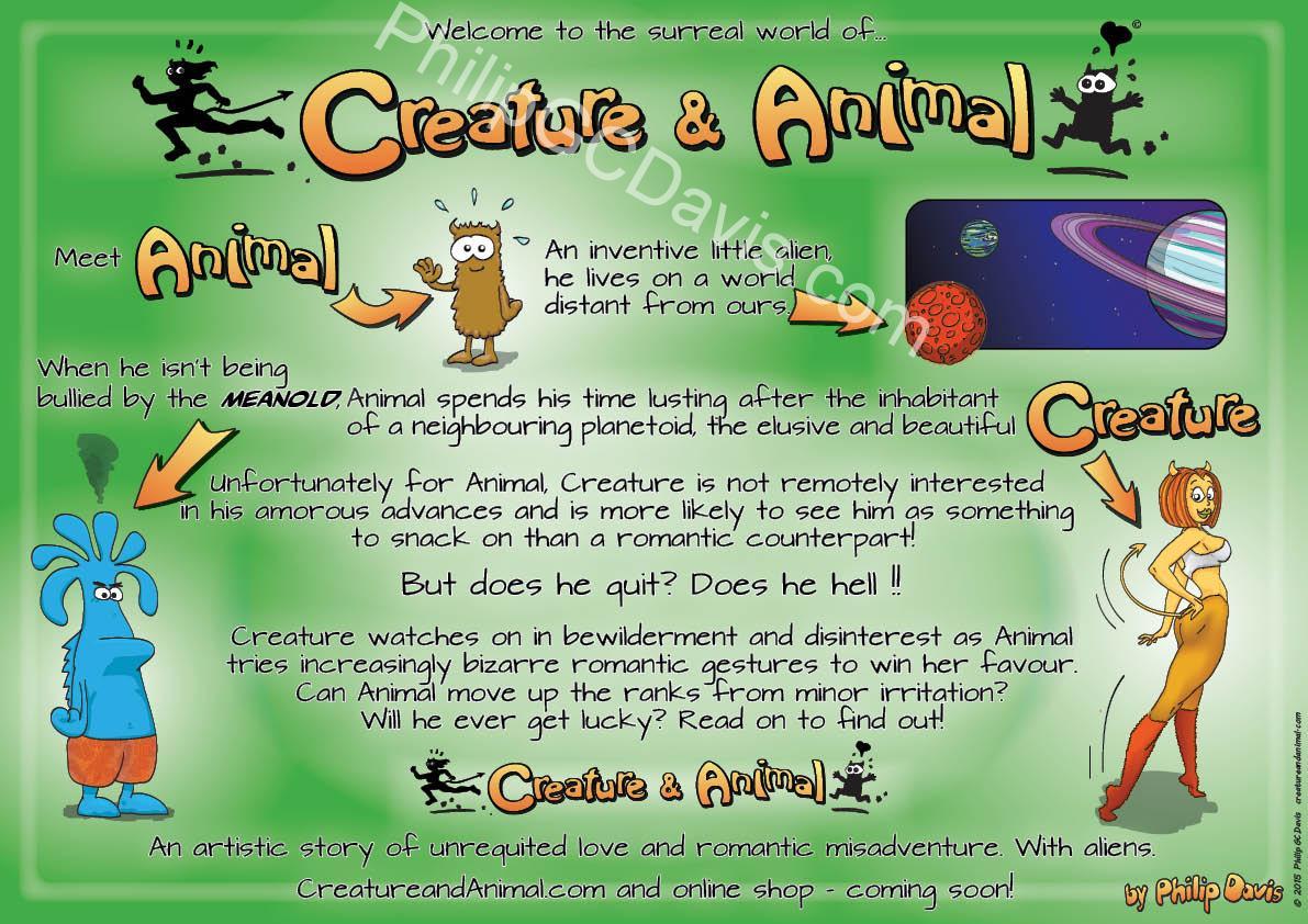 Creature&AnimalINTRO