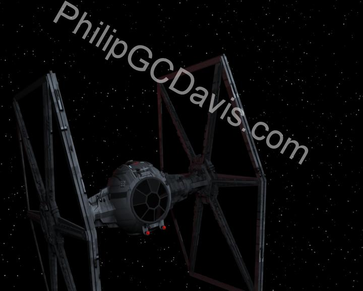 Tie Fighter 01