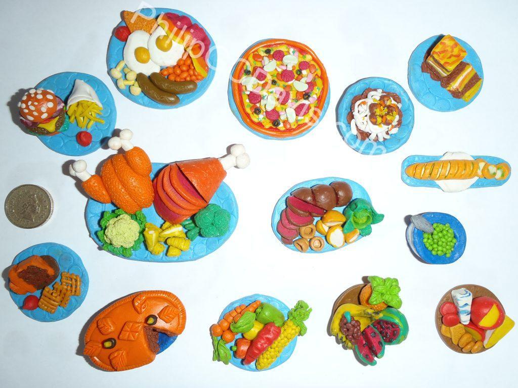 Plasticine Banquet