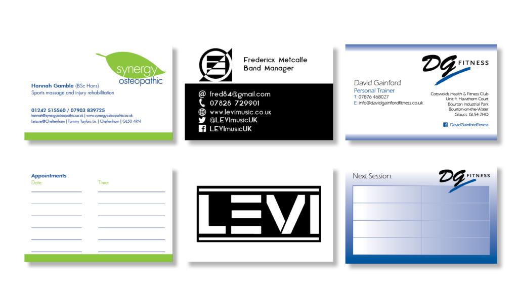 Business cards by Philip GC Davis www.riverglade.guru